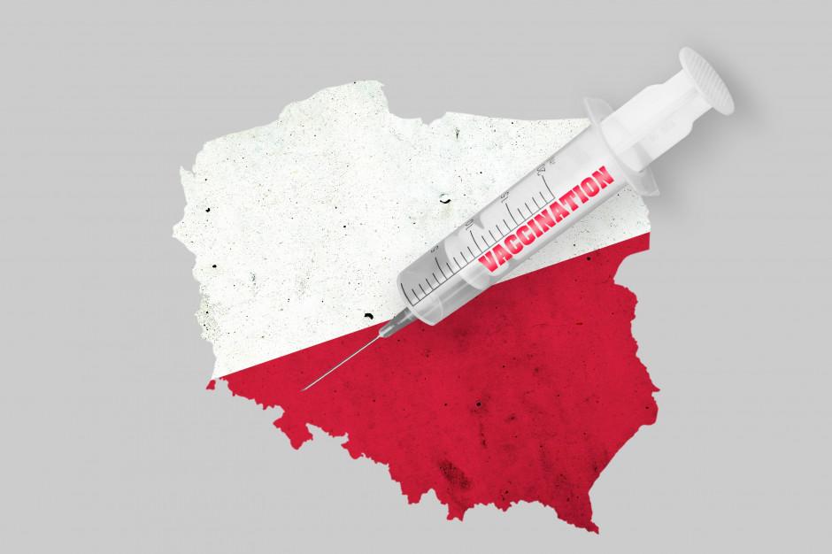 W Polsce działa ponad 6,1 tys. punktów szczepień przeciwko COVID-19
