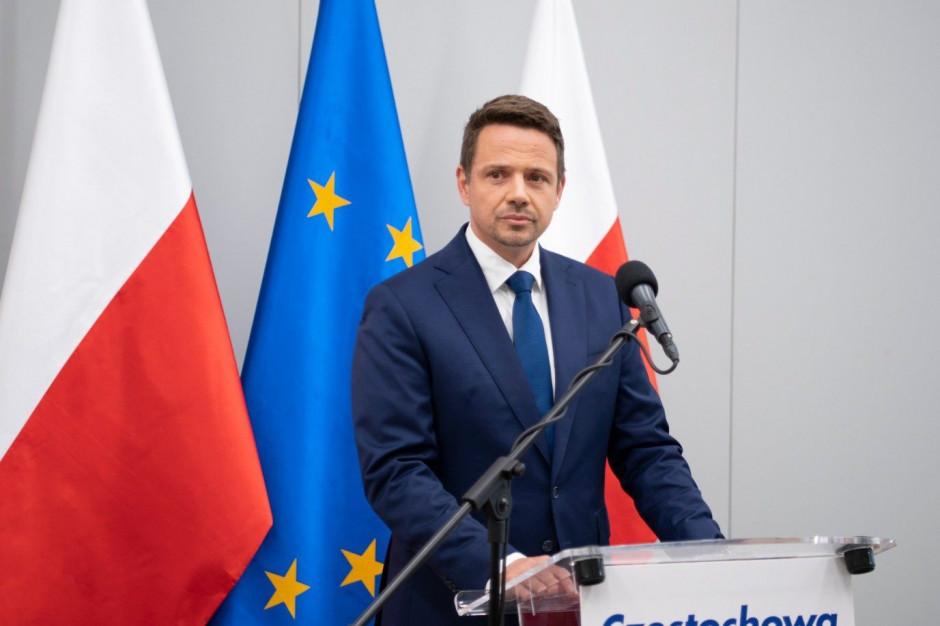 Trzaskowski: Kaczyński jednoznacznie chce ograniczać niezależne media