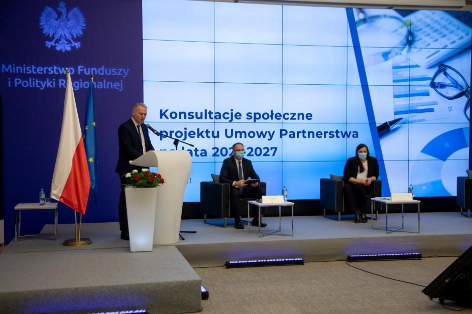 Podlaskie: 992 mln euro z UE w programie regionalnym na lata 2021-2027