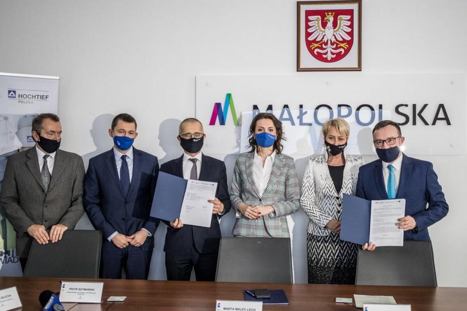 Siedziba Małopolskiego Centrum Nauki powstanie za 172 mln zł. Umowa z wykonawcą już podpisana