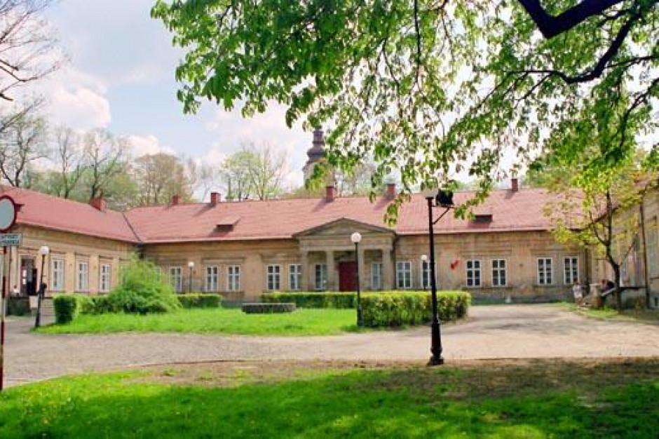 Andrychów gotowy do rewitalizacji pałacu Bobrowskich