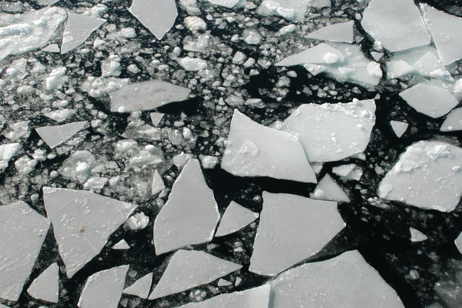 Lodołamacze w gotowości. Na razie będą kruszyły lód na Wiśle