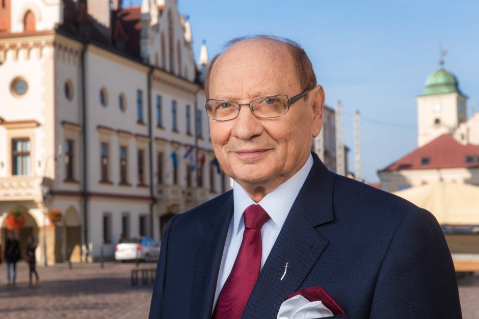Rzeszów: Tadeusz Ferenc zrezygnował z funkcji prezydenta. Zaproponował następcę