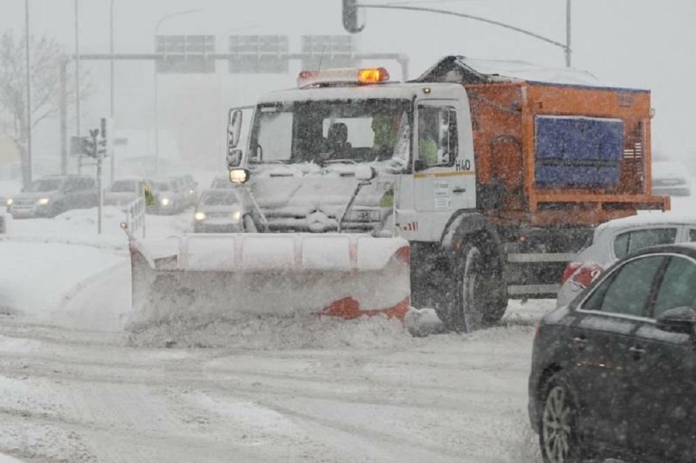 Obowiązuje sześć standardów zimowego utrzymania dróg (Fot. gdansk.pl)