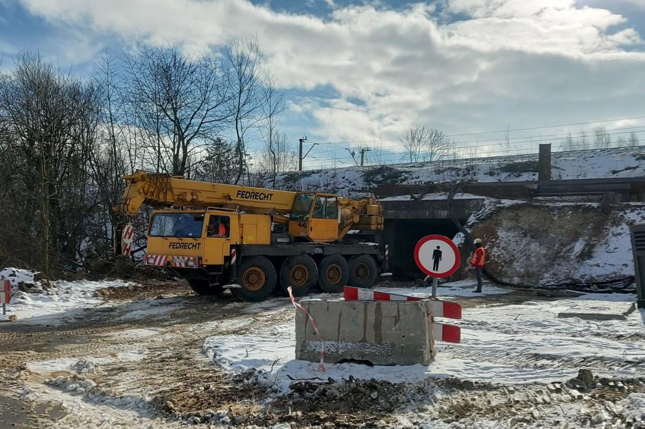 Ruszają remonty na trasie kolejowej Tunel - Wolbrom
