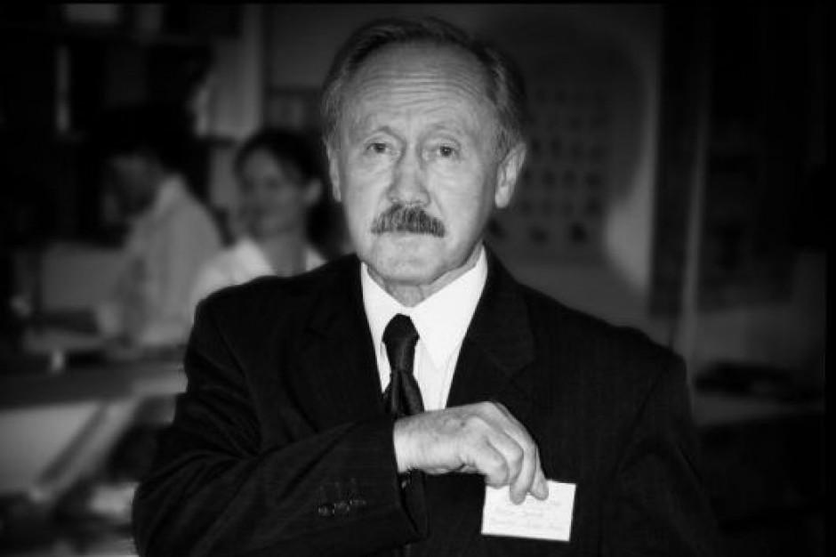 Zmarł Adam Szmidt, były burmistrz Lądka -  Zdroju