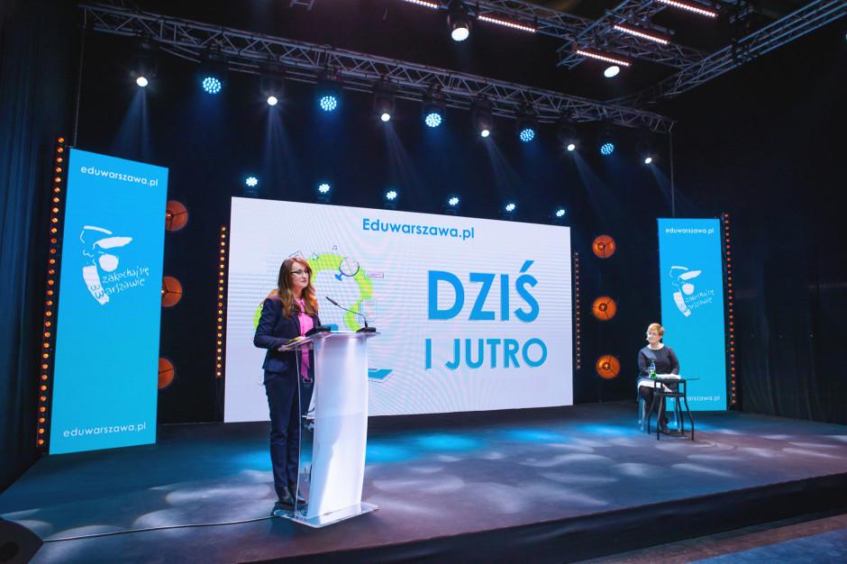 Eduwarszawa.pl ma 180 tys. użytkowników. To jedno z największych wdrożeń IT w oświacie