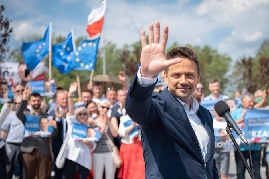 Rafał Trzaskowski lub Szymon Hołownia na prezydenta