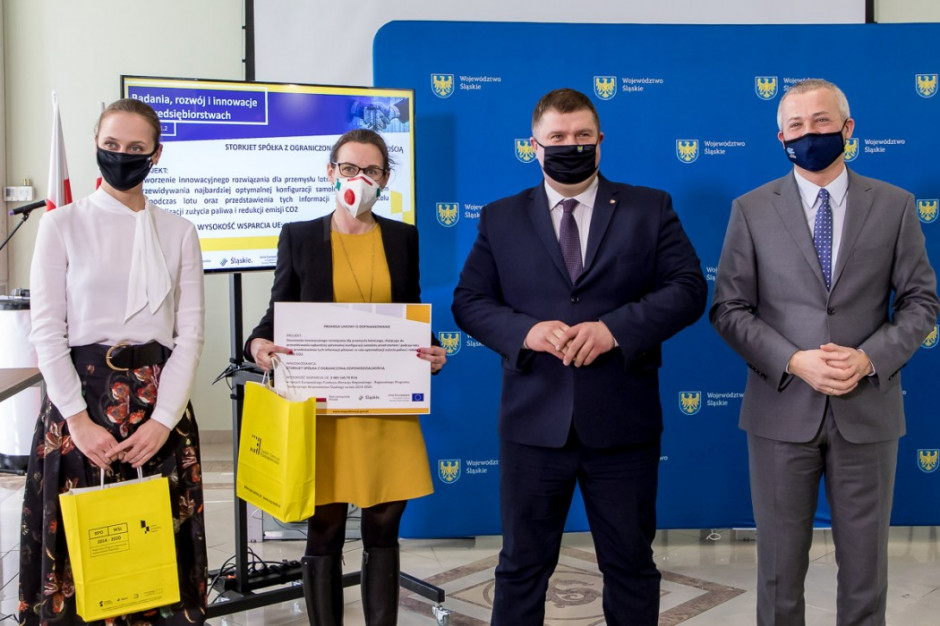 40 mln na innowacje i badania na Śląsku