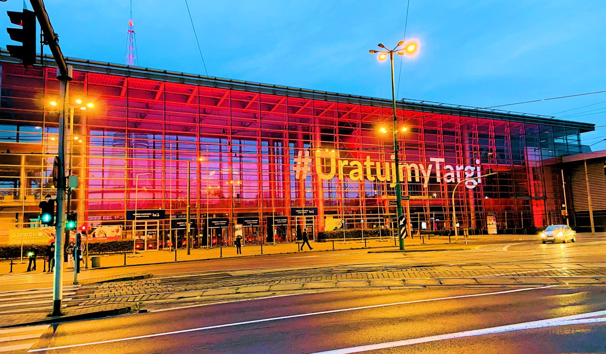 Główny udziałowcem w MTP jest miasto Poznań. Udziały ma w nich także samorząd województwa. (fot. FB/MTP)