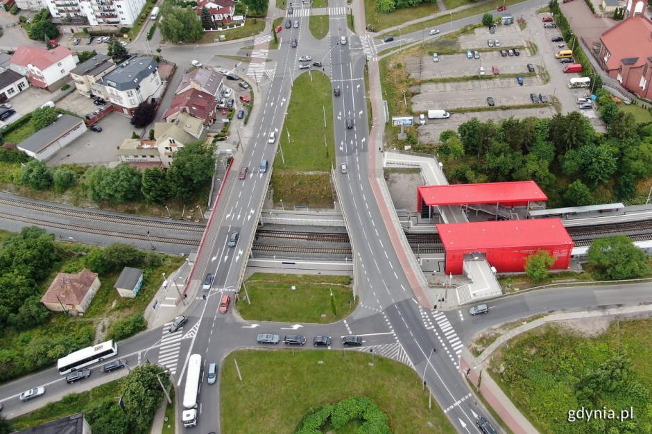Konflikt władz Gdyni z PKP PLK o przebudowę węzła Karwiny
