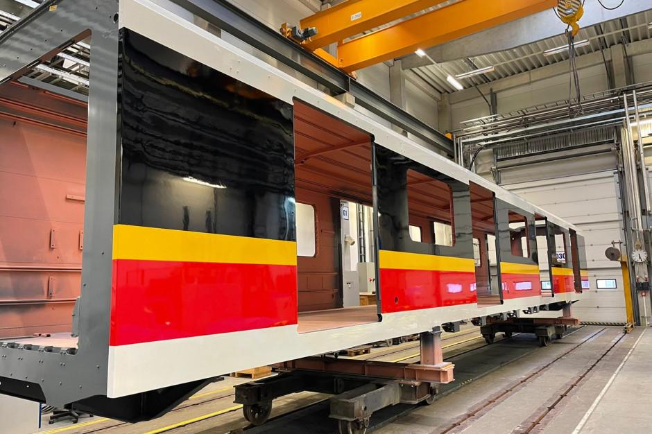 Dostawa wagonów z gigantycznego zamówienia jeszcze w 2021 r.