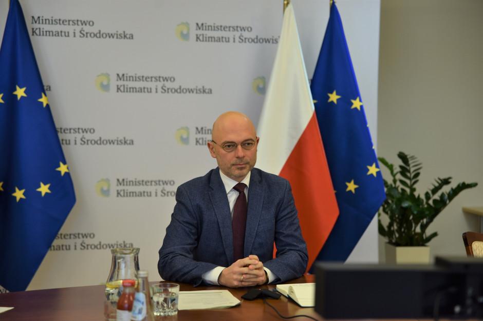 Michał Kurtyka członkiem komisji analizującej skutki transformacji energetycznej