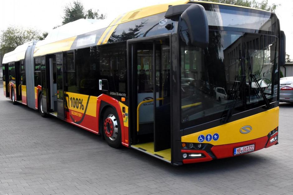 Solaris chce dostarczyć elektryczne autobusy dla Opola