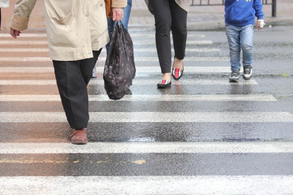 NIK: bezpieczeństwo na przejściach dla pieszych w kujawsko-pomorskim do poprawy