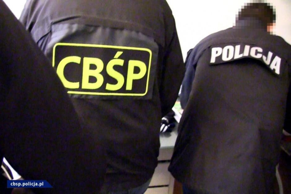 CBŚP weszło do Urzędu Miasta w Chorzowie
