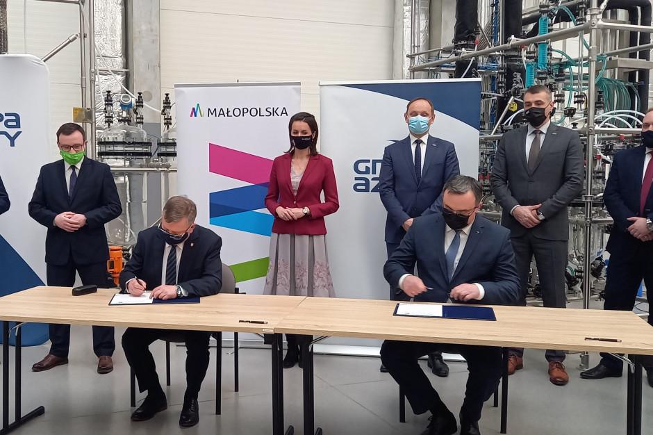 Małopolska i Grupa Azoty razem w kierunku zielonej transformacji