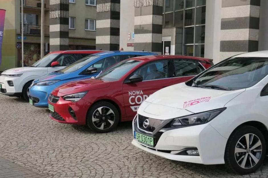 Rybnik: Urzędnicy będą testowali auta elektryczne