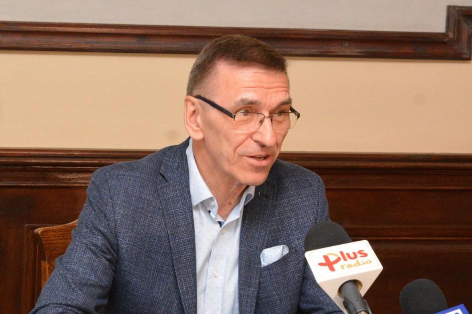 Prezydent Olsztyna o obostrzeniach: Apelujemy o dystans i noszenie maseczek