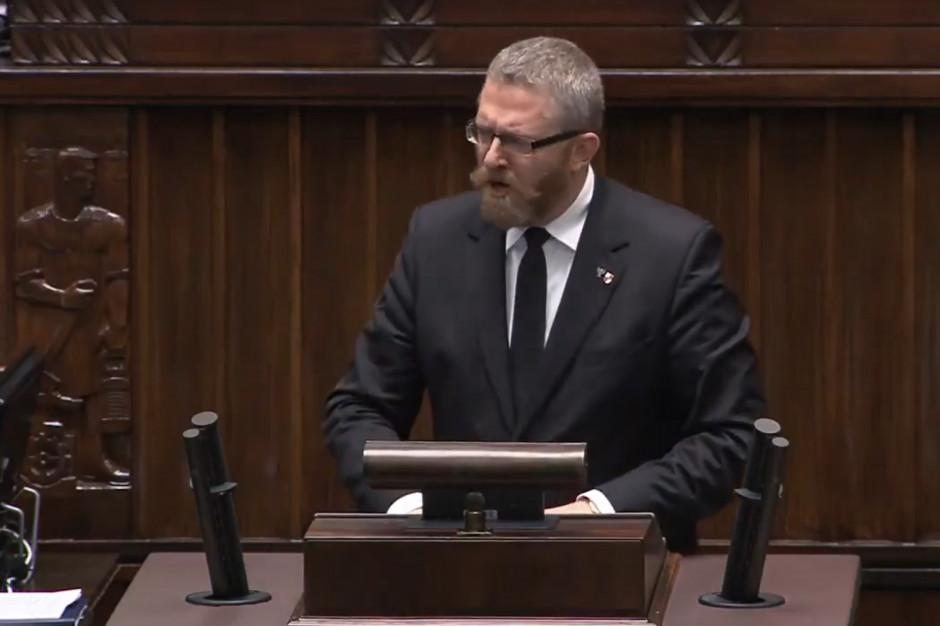 Braun: Poinformuję jeśli podejmę decyzję dot. wyborów w Rzeszowie