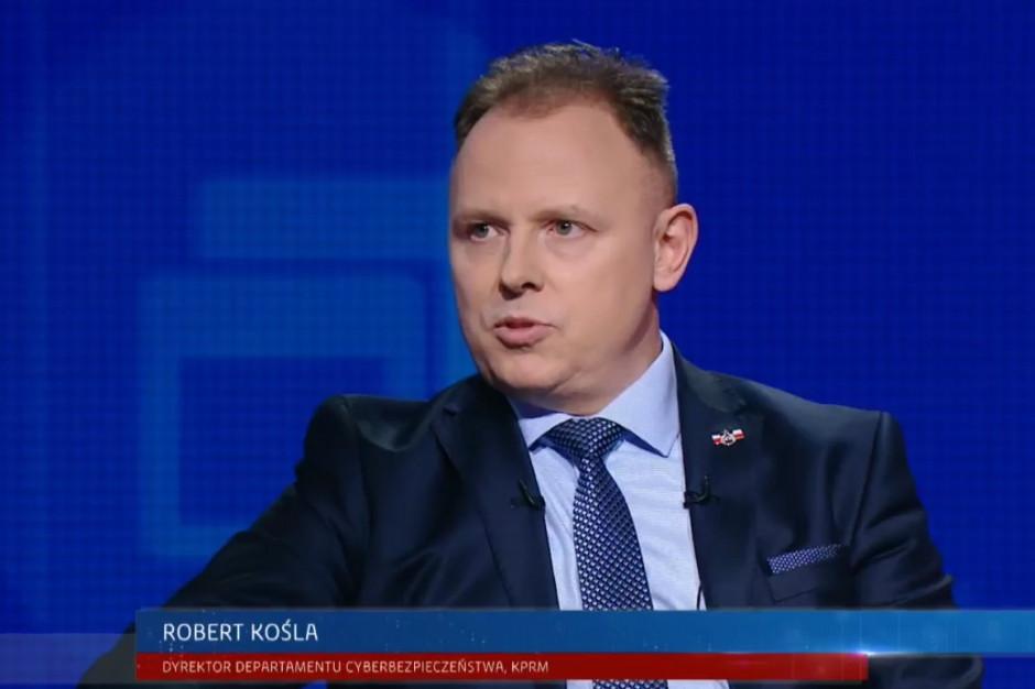 Dyrektor w KPRM: Konieczne usprawnienie wsparcia cyberbezpieczeństwa dla samorządów