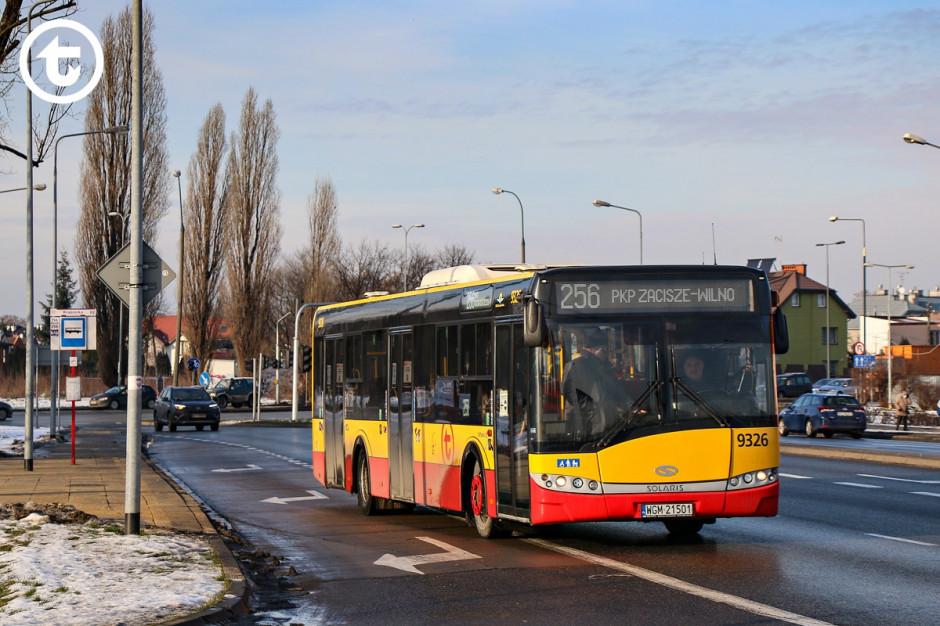 Priorytet dla autobusów. Transport w stolicy będzie punktualniejszy