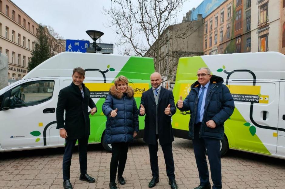 Łódź pierwszym partnerem InPost w pakcie dla polskich miast