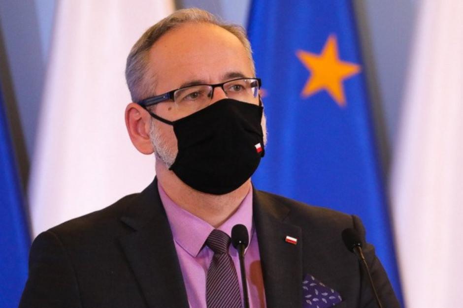 Lockdown w województwie pomorskim i lubuskim? Minister zdrowia wyjaśnia