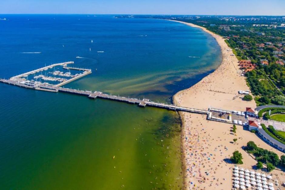 Czy na plażach w Sopocie staną nowe budynki?