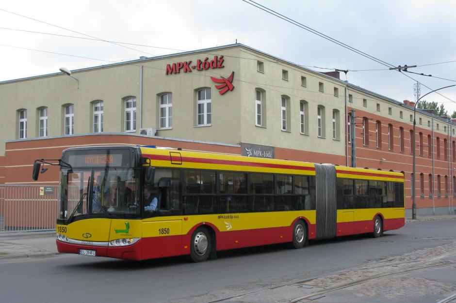 Jednorazowe bilety MPK w Łodzi dłużej ważne