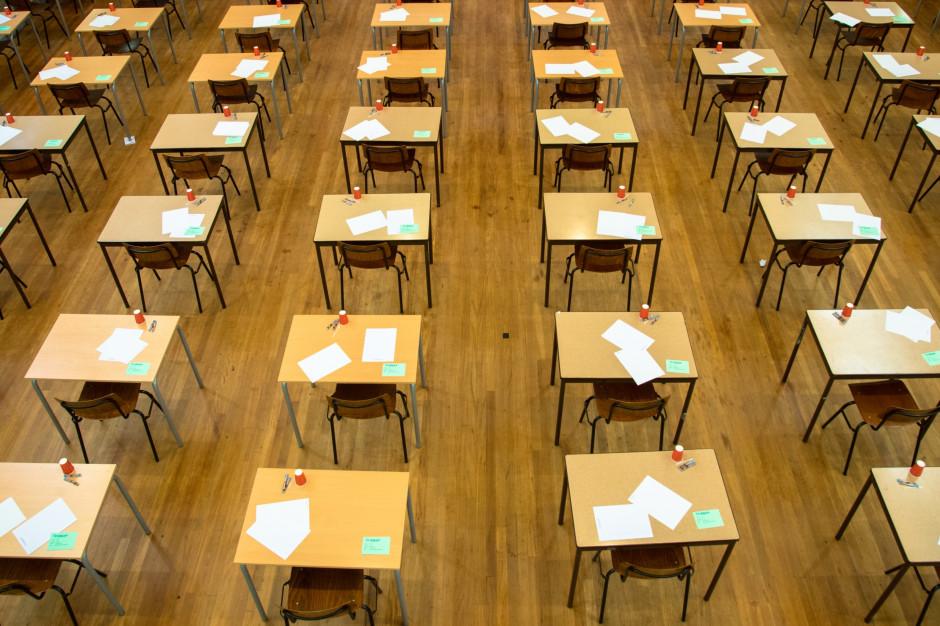 Ok. 50 proc. szkół zdecydowało się przeprowadzić próbne matury