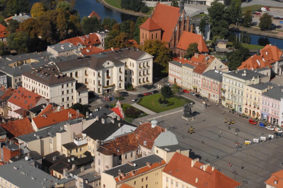 Płyta Starego Rynku w Bydgoszczy pod lupą NIK