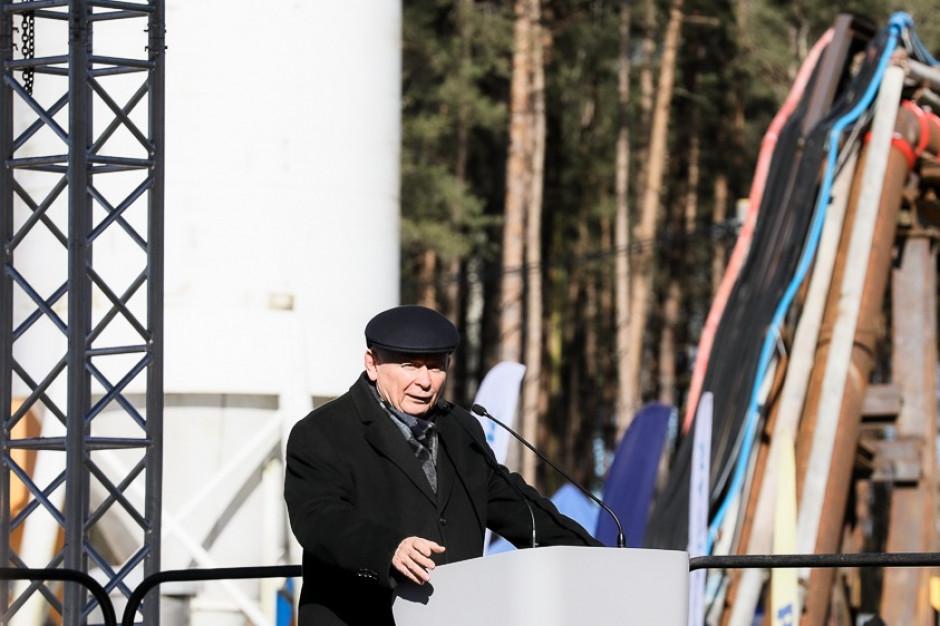 Kaczyński: Część Pomorza Zachodniego była oddzielona od pozostałej części kraju, trzeba było to zmienić