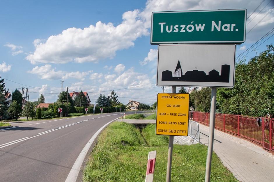 8 marca pierwsza rozprawa z pozwu gminy Tuszów przeciwko Bartowi Staszewskiemu