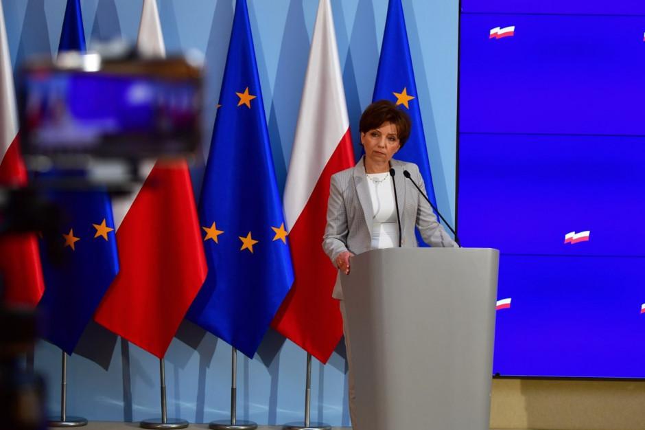 Maląg: Gdy premier ogłosi Nowy Polski Ład będziemy rozmawiali o konkretach