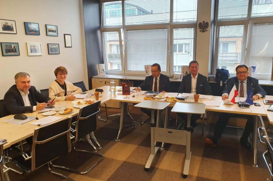 Marszałkowie wytykają braki i niejasności w projekcie Umowy Partnerstwa