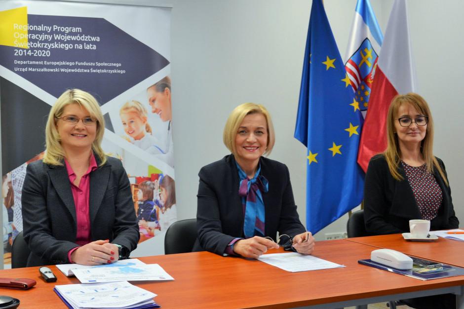 Ponad 277 mln euro na nowe projekty społeczne w świętokrzyskim