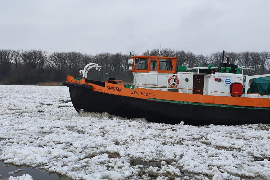 Wody Polskie zakończyły pogotowie zimowe. Co z lodołamaczami?