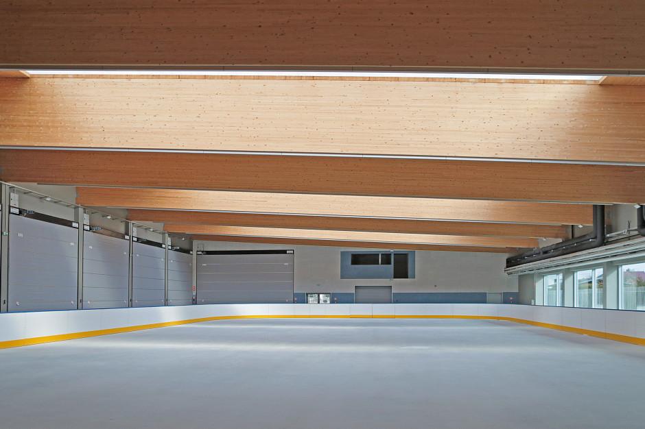 Centrum sportowo-rekreacyjne w Jarocinie gotowe