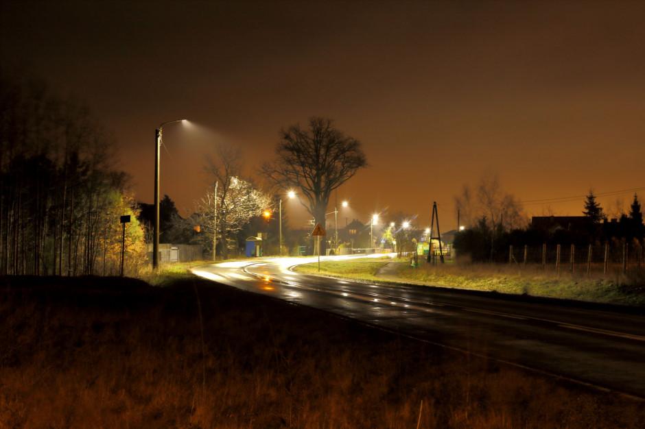 Oświetleniowe inwestycje w czterech województwach