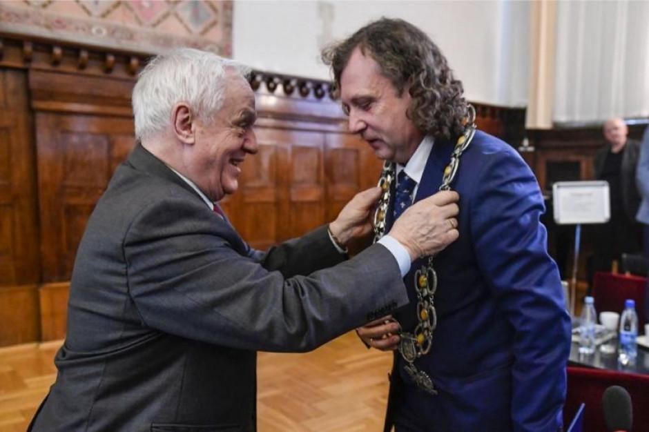 Wieczesław Augustyniak zrezygnował z funkcji przewodniczącego rady miasta Sopot