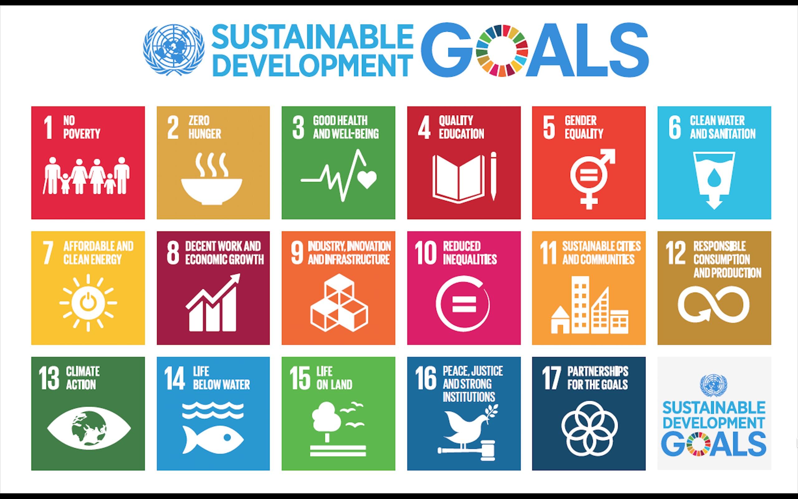 Wśród Celów Zrównoważonego Rozwoju ONZ jest dostęp do czystej wody (fot. UN)
