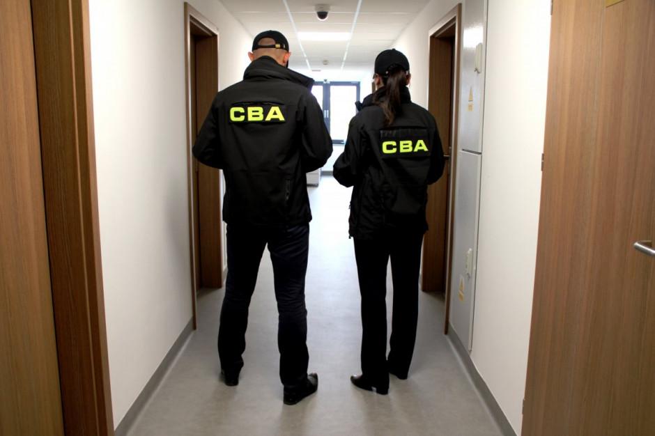 CBA zatrzymało na gorącym uczynku urzędnika starostwa w Żyrardowie