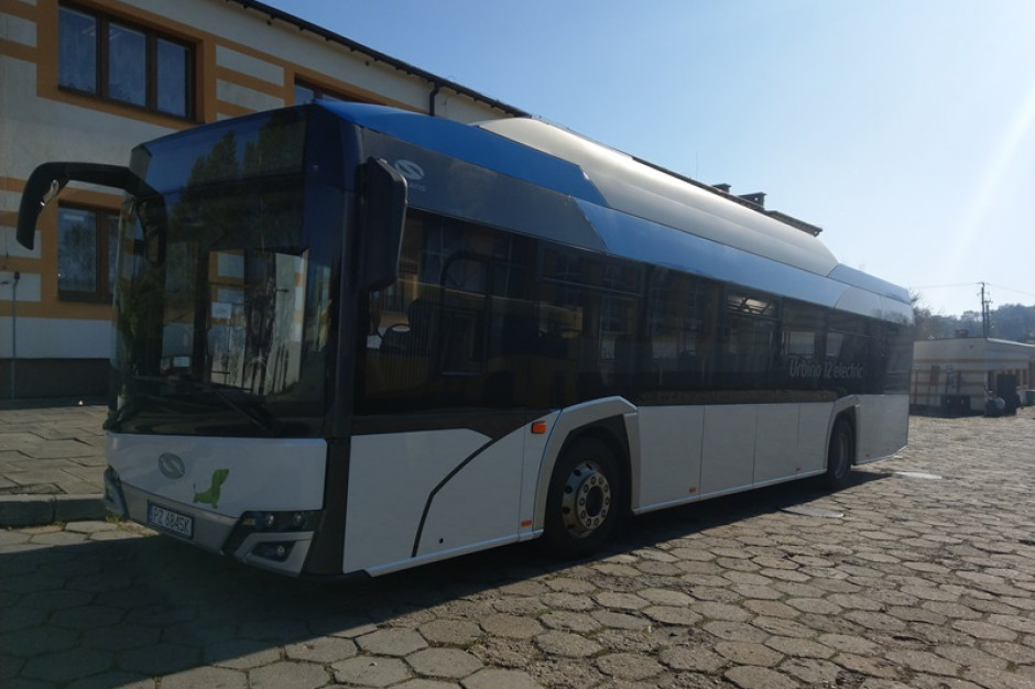 Cieszyn kupi nowe autobusy elektryczne