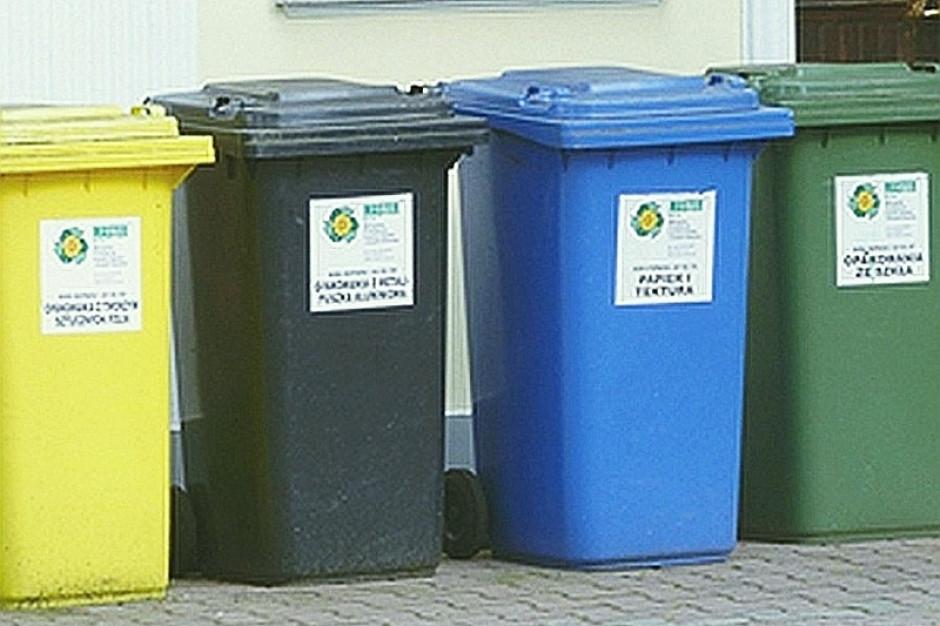 4 mln zł rocznej dopłaty do gospodarki odpadami. A gmina jest niewielka