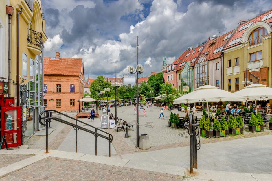 W Olsztynie pojawią się śmieciomaty