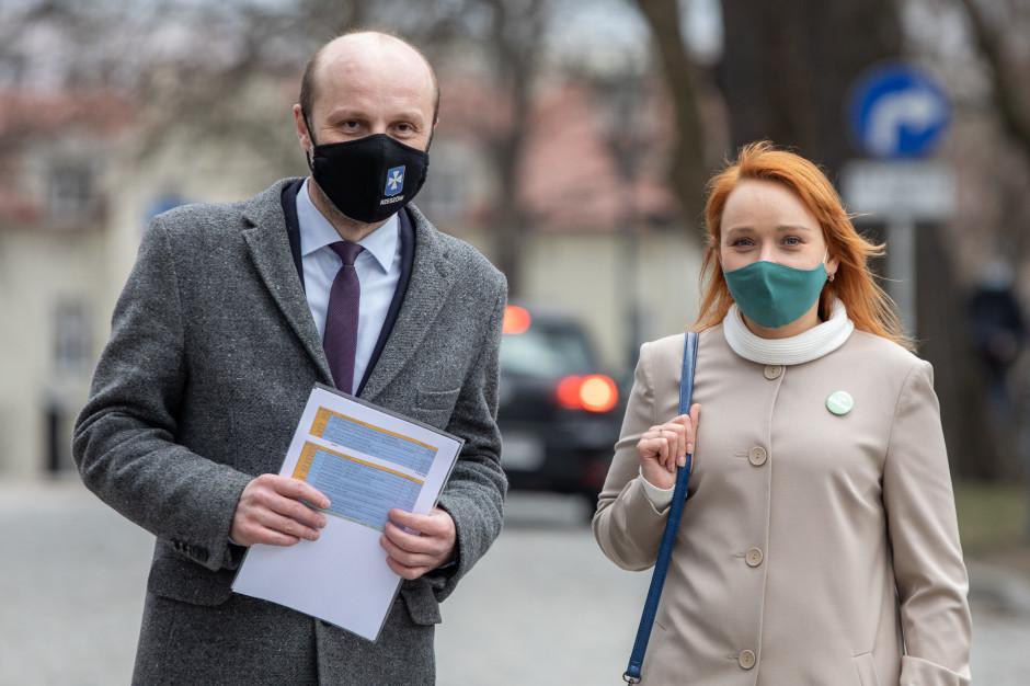 Rzeszów: Partia Zielonych poparła kandydaturę Konrada Fijołka