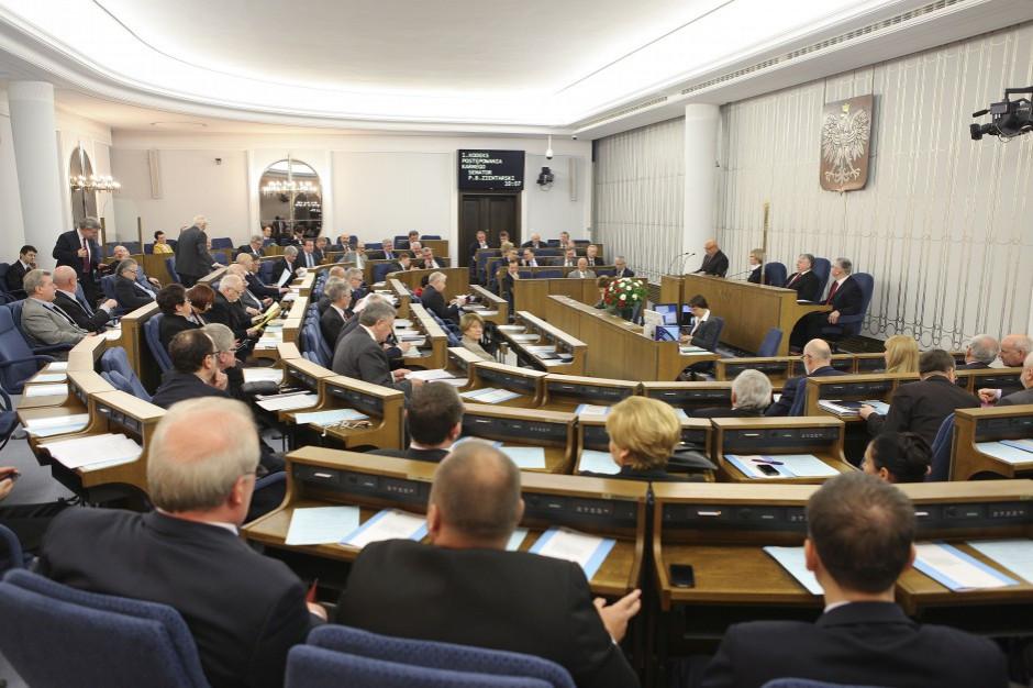Senat za odrzuceniem specustawy dotyczącej inwestycji w Jaworznie i Stalowej Woli