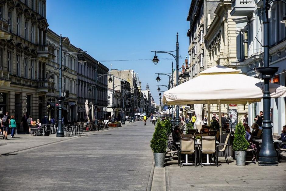 Łódź stawia się za przykład w wielkości wsparcia dla gastronomii