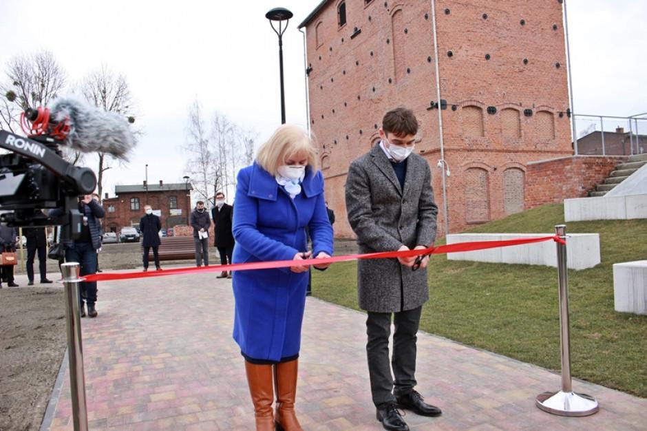 Ruda Śląska: Tereny zieleni i rekreacji w miejscu dawnej koksowni
